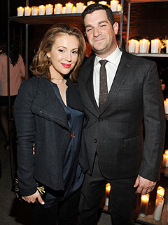 Alyssa Milano Welcomes Daughter Elizabella Dylan