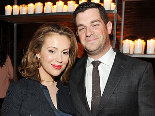 Alyssa Milano Welcomes a Daughter