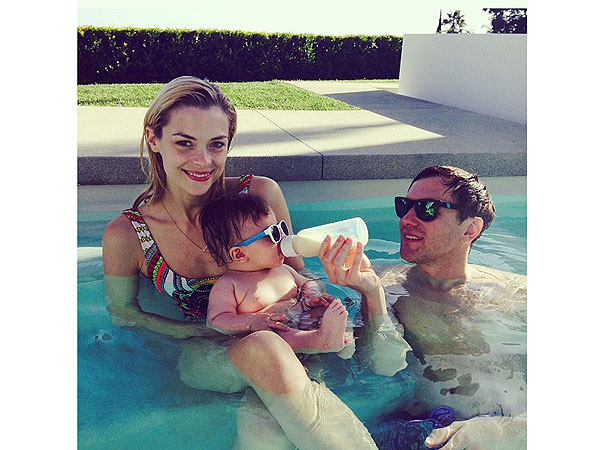 Jaime King Son James Knight Newman Instagram