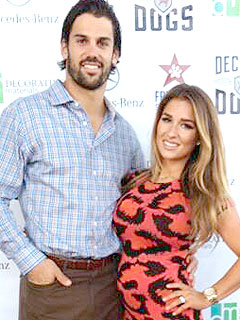 Eric Decker Jessie James Welcome Daughter Vivianne Rose