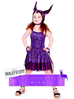 Angelina Jolie Maleficent Stella McCartney Kids Costumes