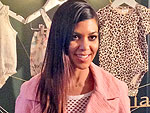 Kourtney Kardashian: Penelope Wears Mason's Hand-Me-Downs
