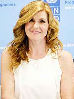 Connie Britton Goodwill Ambassador