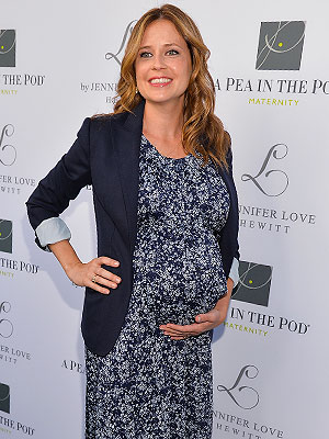 Jenna Fischer A Pea in the Pod