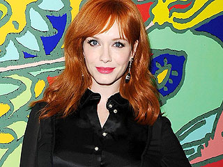 Christina Hendricks 'Not Really Interested In Having Children'