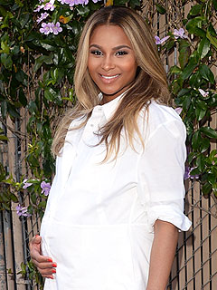 Ciara Welcomes Son