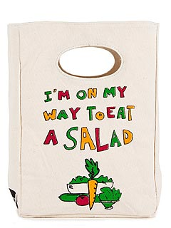 Fluf Organic Cotton Lunch Bags