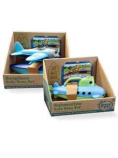 Green Toys Safe Seas Set Limited Edition