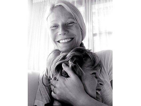 Gwyneth Paltrow Son Moses Instagram