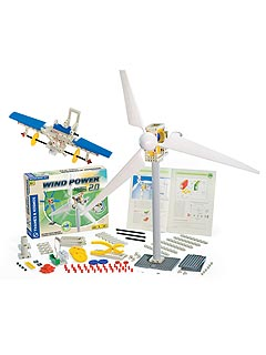 Thames and Kosmos Wind Turbine Kit