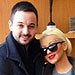 PHOTO: Christina Aguilera Debuts Baby Belly