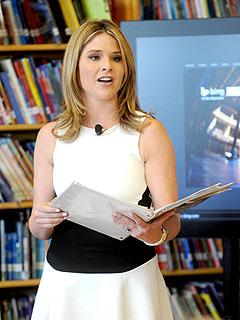 Jenna Bush Hager Bing in the Classroom