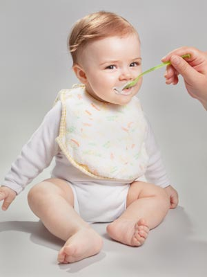 Why Organic Food Is Better for Your Baby