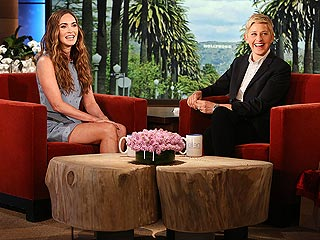 Megan Fox Shares First Photo of Son Bodhi; Admits Pregnancies Were a 'Complete Surprise' | Ellen DeGeneres, Megan Fox