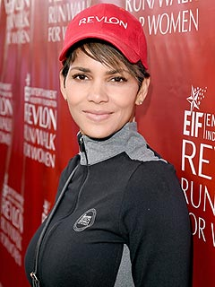 Halle Berry Revlon Run Walk