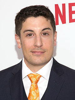 Jason Biggs Orange Is the New Black Premiere