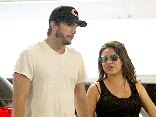 Ashton Kutcher and Mila Kunis Shop for Baby – All the Details