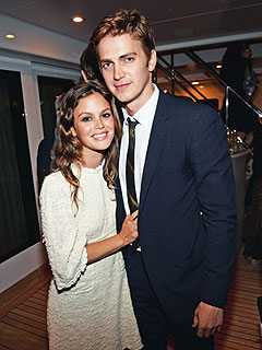 Rachel Bilson Pregnant Expecting First Child Hayden Christensen