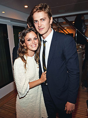 Rachel Bilson Hayden Christensen Welcome Daughter