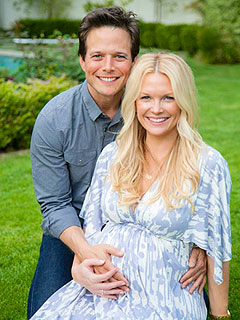 Scott Wolf Welcomes Daughter Lucy Marie