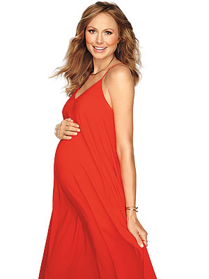 Stacy Keibler Fit Pregnancy