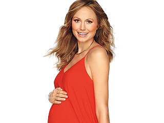 Stacy Keibler: Pregnancy Is Making My Marriage Stronger