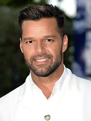 Ricky Martin: Talks Charity, Kids and Tour