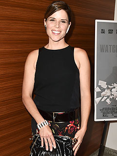 Neve Campbell Third Person Premiere