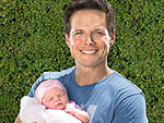Scott Wolf Introduces Daughter Lucy Marie