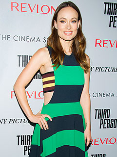 Olivia Wilde Third Person New York Premiere