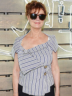 Susan Sarandon Coach Summer Party
