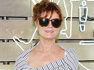 Susan Sarandon: My Granddaughter Will Have an 'Unusual' Name | Susan Sarandon