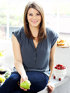 Gail Simmons Dahlia Baby Name