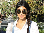 3 Reasons Why We're Loving Kourtney Kardashian's Shortalls | Kourtney Kardashian