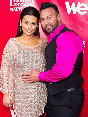 JWoww Jenni Farley sunscreen Roger Mathews