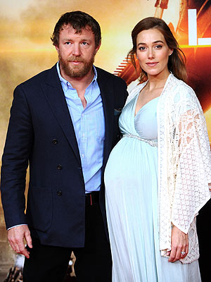 Guy Ritchie Jacqui Ainsley Welcome Third Child