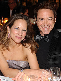 Robert Downey Jr. Expecting Daughter