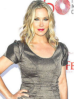 Christina Applegate Dizzy Feet Foundation
