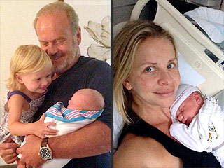 Kelsey Grammer Welcomes Sixth Child | Kelsey Grammer