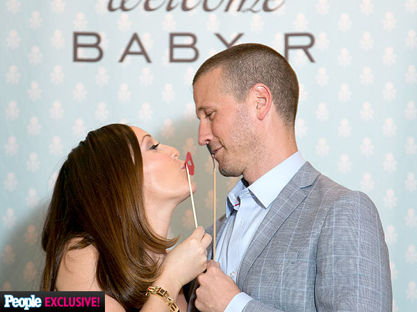 Bachelorette Ashley Hebert JP Rosenbaum Baby Shower