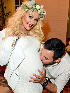 Christina Aguilera Welcomes Daughter