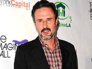 David Arquette: 'I'm Good at Diaper Duty' | David Arquette