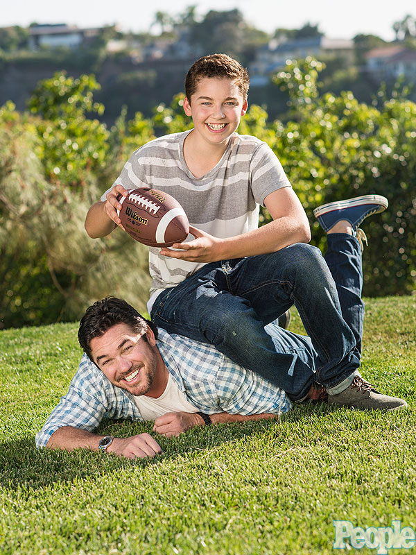 Dean Cain Son Christopher