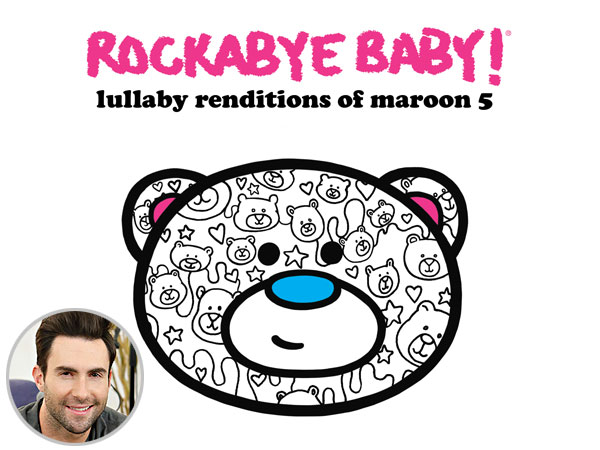 Rockabye Baby Maroon 5 Lullaby