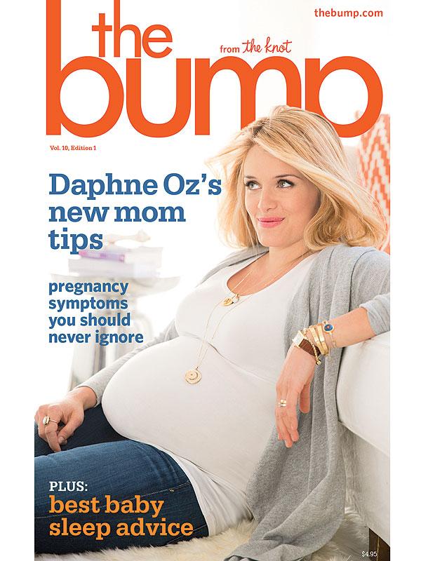 Daphne Oz The Bump