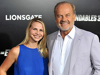 Kelsey Grammer 'Can't Imagine' Not Having More Kids
