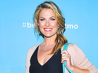Ali Larter Jokes She's 'Bribing' Her Son to Be a Good Big Brother | Ali Larter