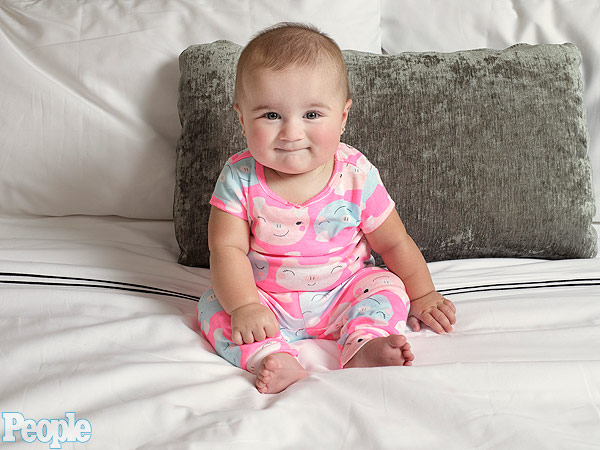 Kevin Jonas Danielle Daughter Alena