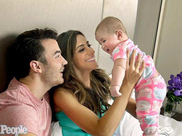 Kevin Jonas Danielle Daughter Alena