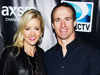 It's a Girl for Saints QB Drew Brees